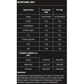 SiS Go - Nutrición deportiva - Tropical 1kg Multicolor